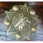 BROCHE ANTIGUO EN PLATA