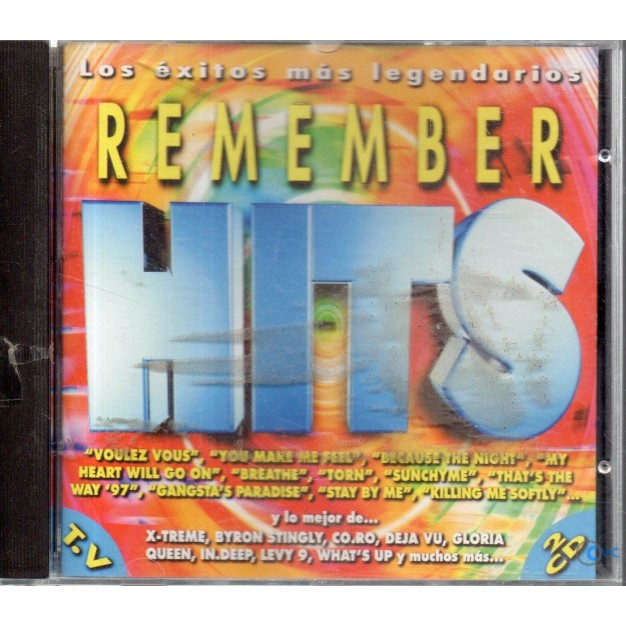 CD REMEMBER HITS  CD 2