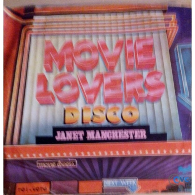DISCO MOVIE LOVERS DISCO JANET MANCHESTER
