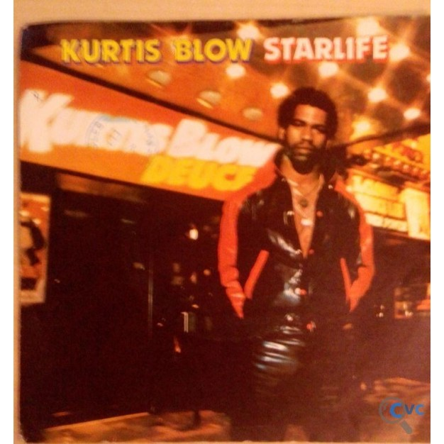 DISCO KURTIS BLOW STARLIFE
