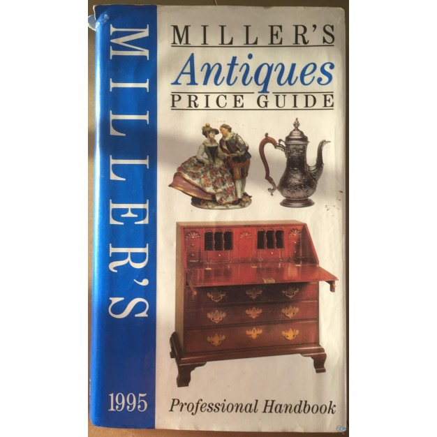 MANUAL PROFESIONAL MILLER´S ANTIQUES PRICE GUIDE